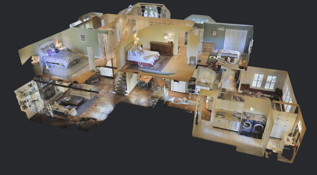 Visite virtuelle Matterport 3D