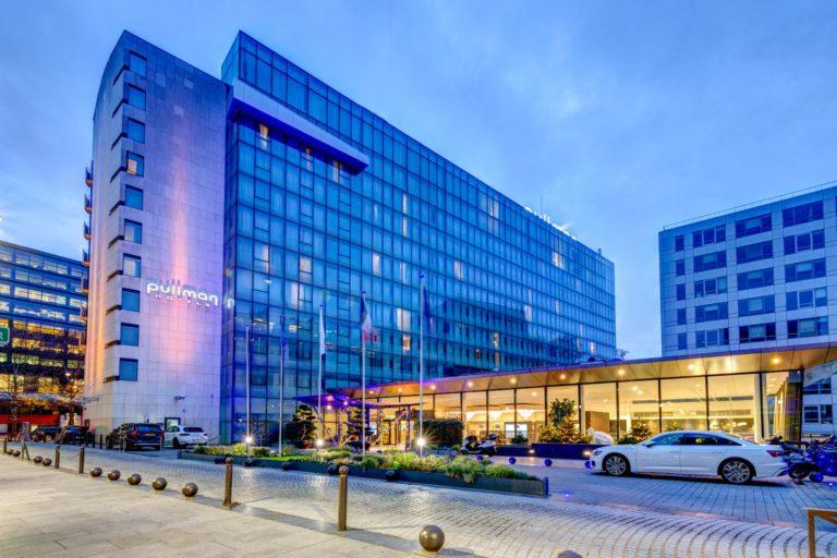 Photographie corporate Hotel Pullman
