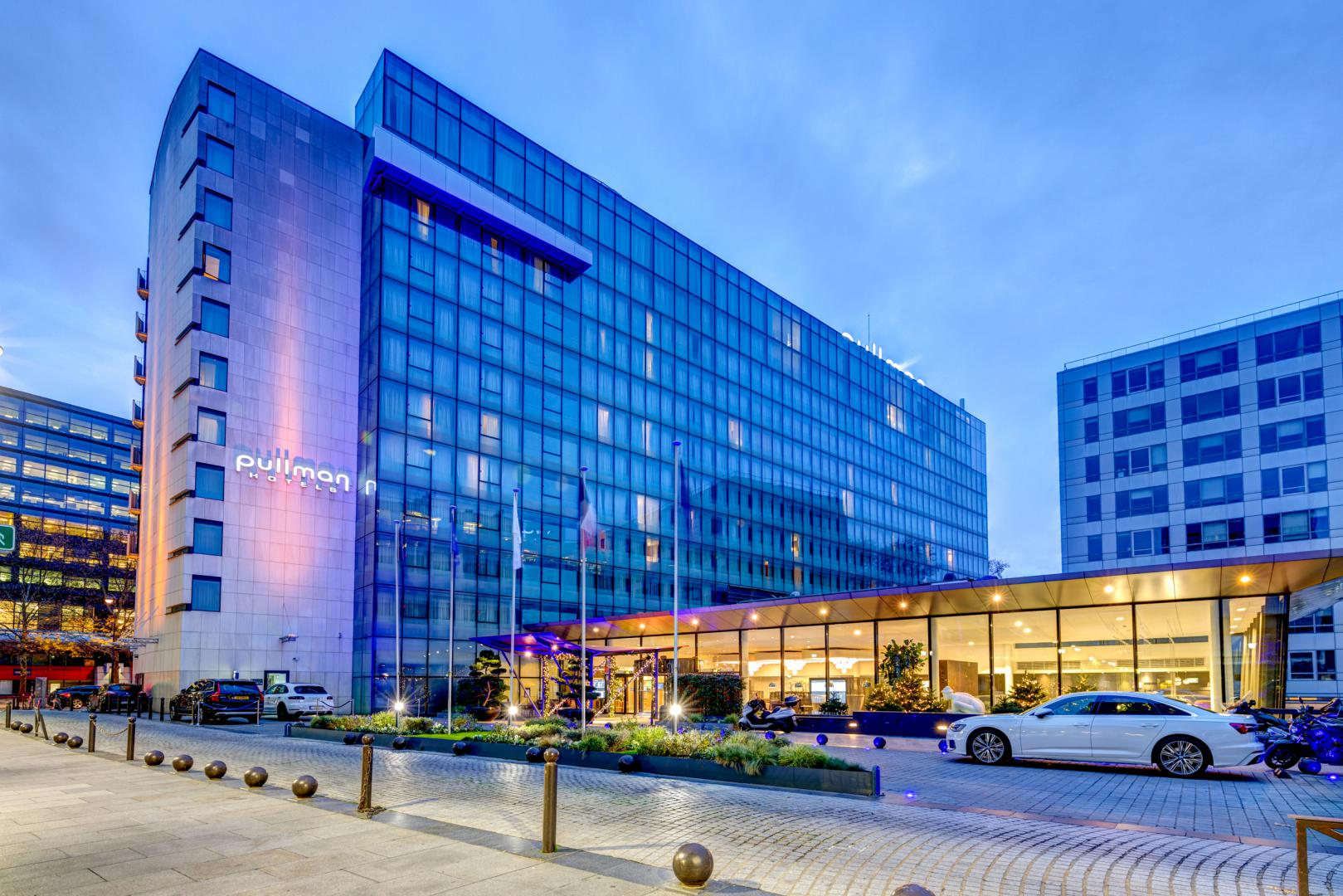 Photographie corporate Hotel Pullman
