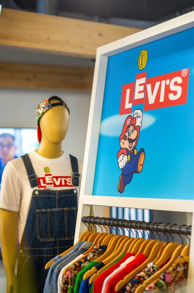 Photographie corporate Levis
