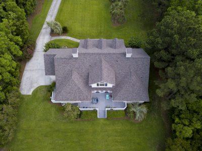 La photographie immobilière aerienne