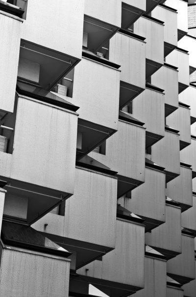 Photographie d'architecturale